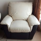 renovated armchair