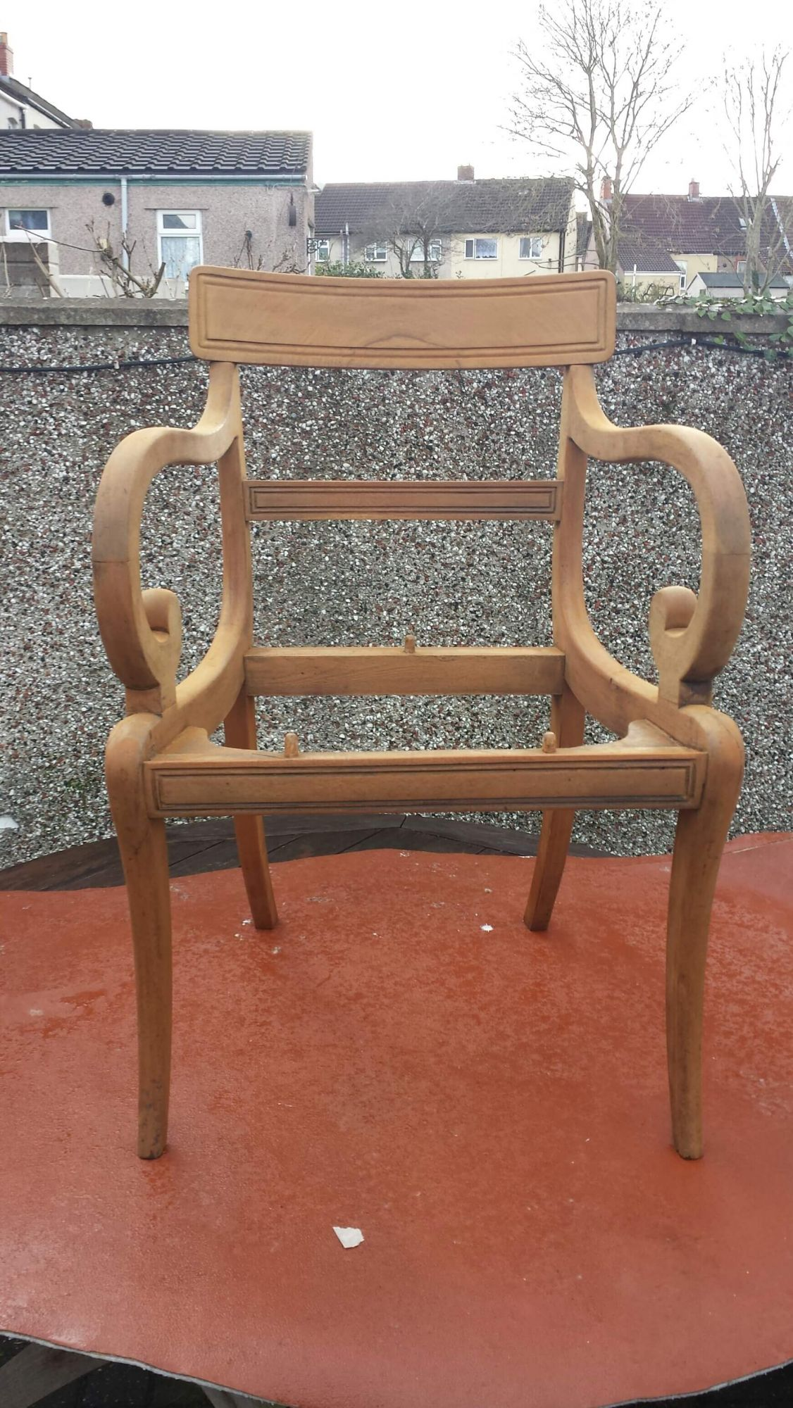 A Traditional French Polish Finish Provides A Beautiful Wood Finish For  Period And Antique Furniture And